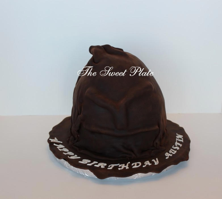Harry Potter Sorting Hat on Cake Central