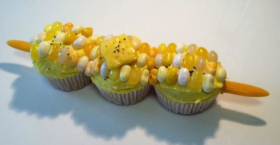 Corn On The Cob on Cake Central