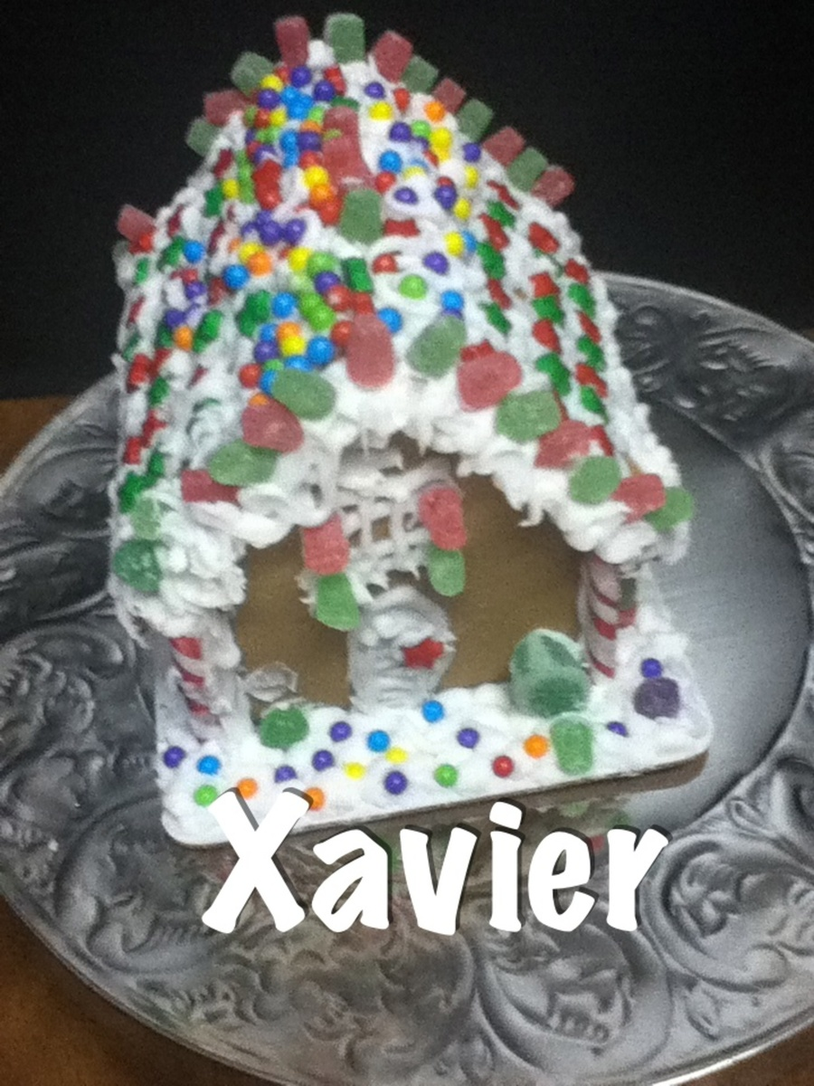 Xavier House!!!!!! on Cake Central