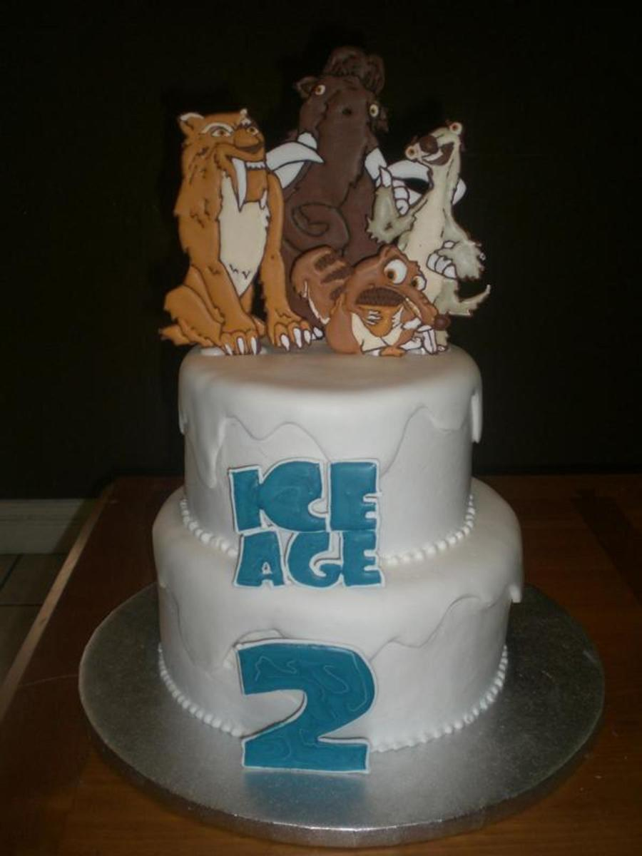 Ice Age Cakecentral Com