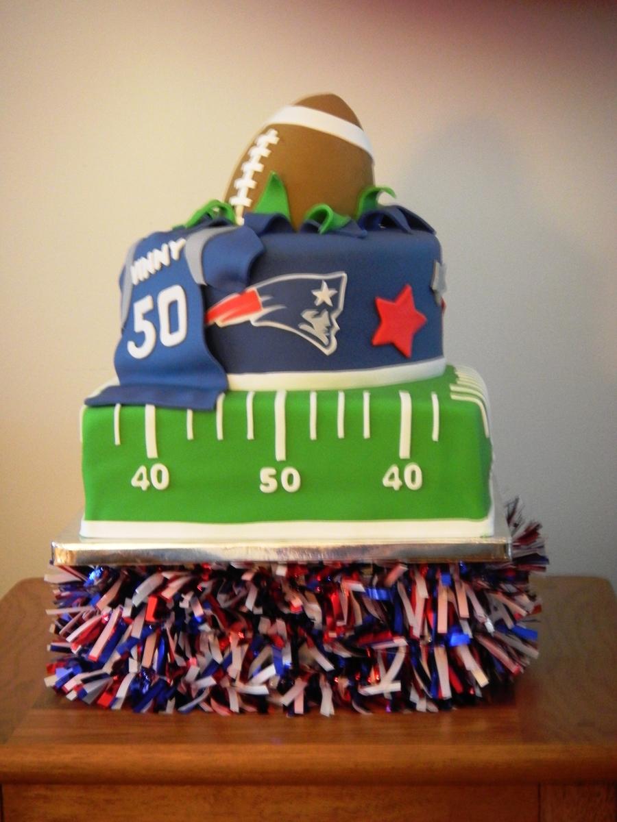 New England Patriots Cakecentral Com