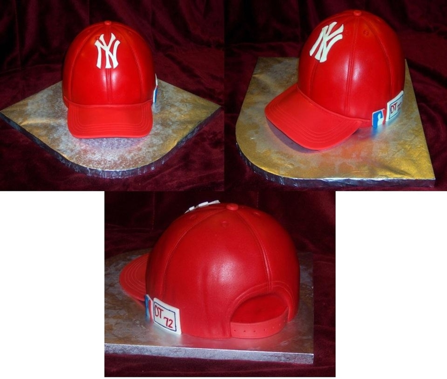 Yankees on Cake Central