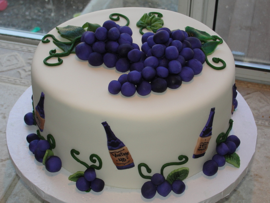 Grape Cake Recipes