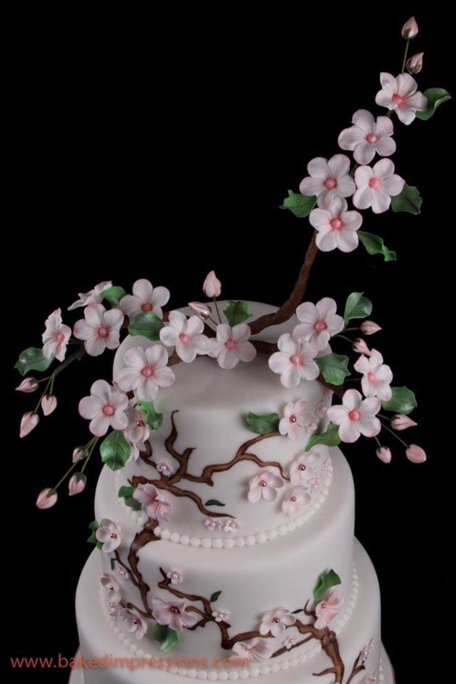 Asian Cake Designs