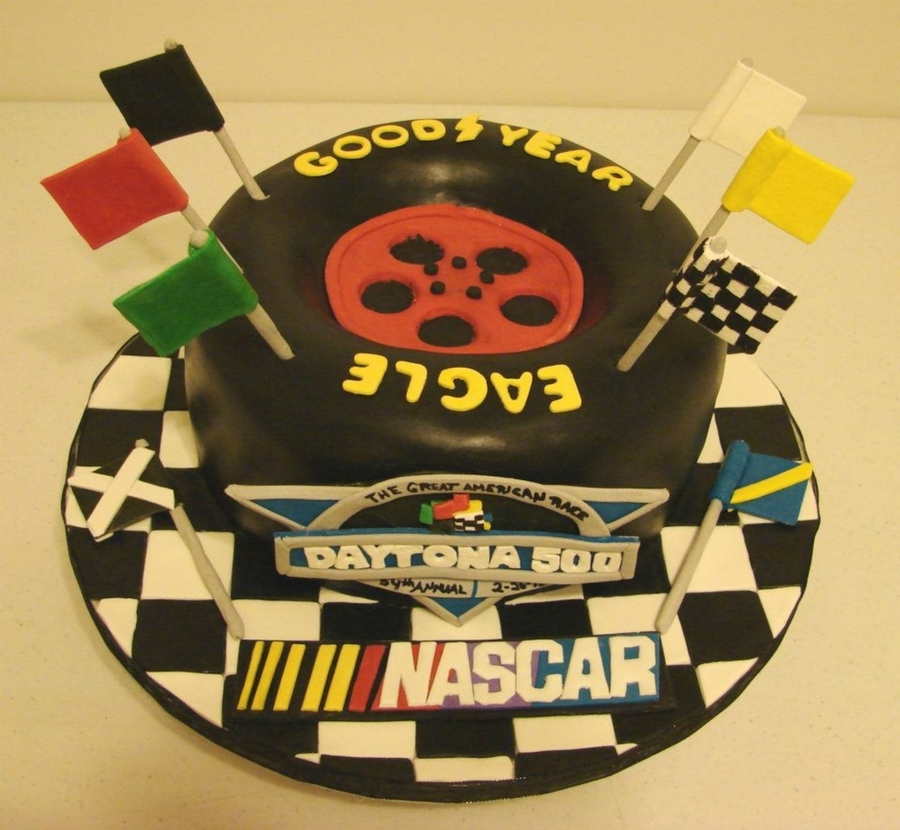 Daytona 500 on Cake Central