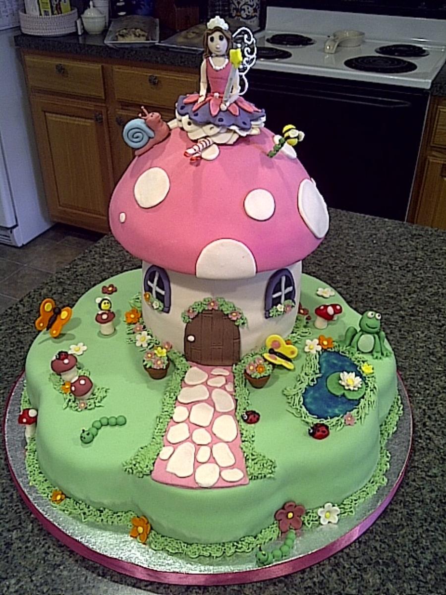 Fairy Cake Cakecentral Com