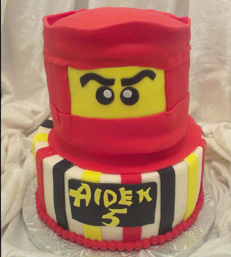 Aiden's 5Th Birthday on Cake Central