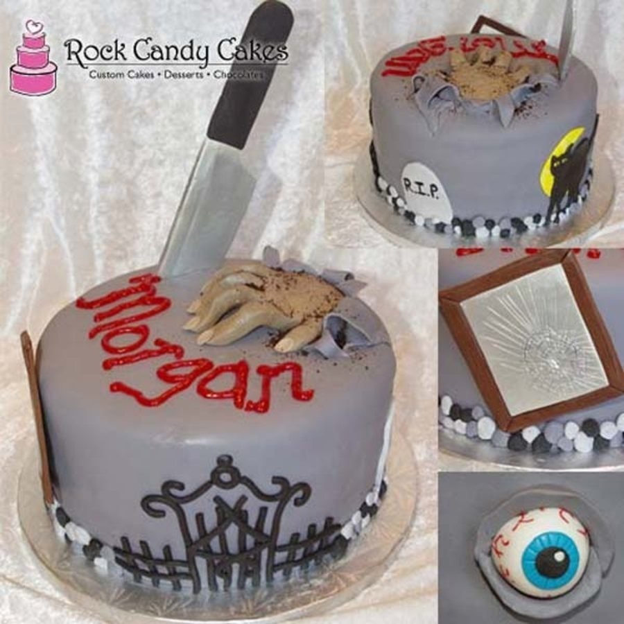Friday The 13Th Cake on Cake Central