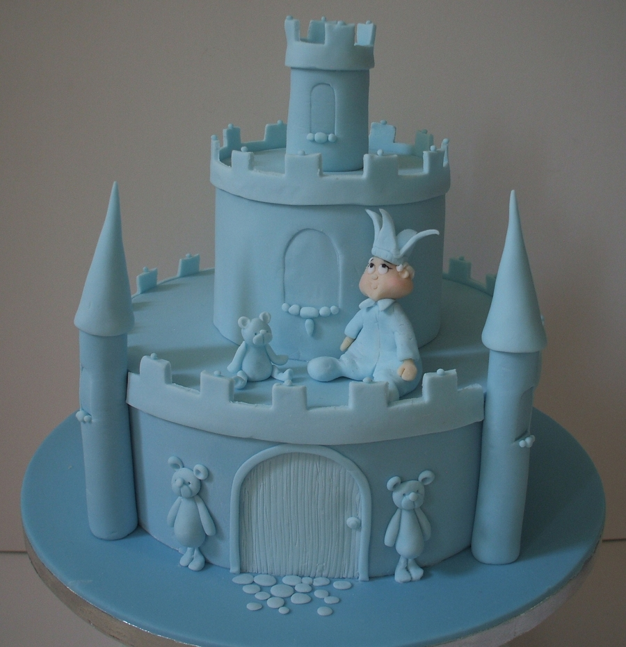 Little Prince And His Castle on Cake Central