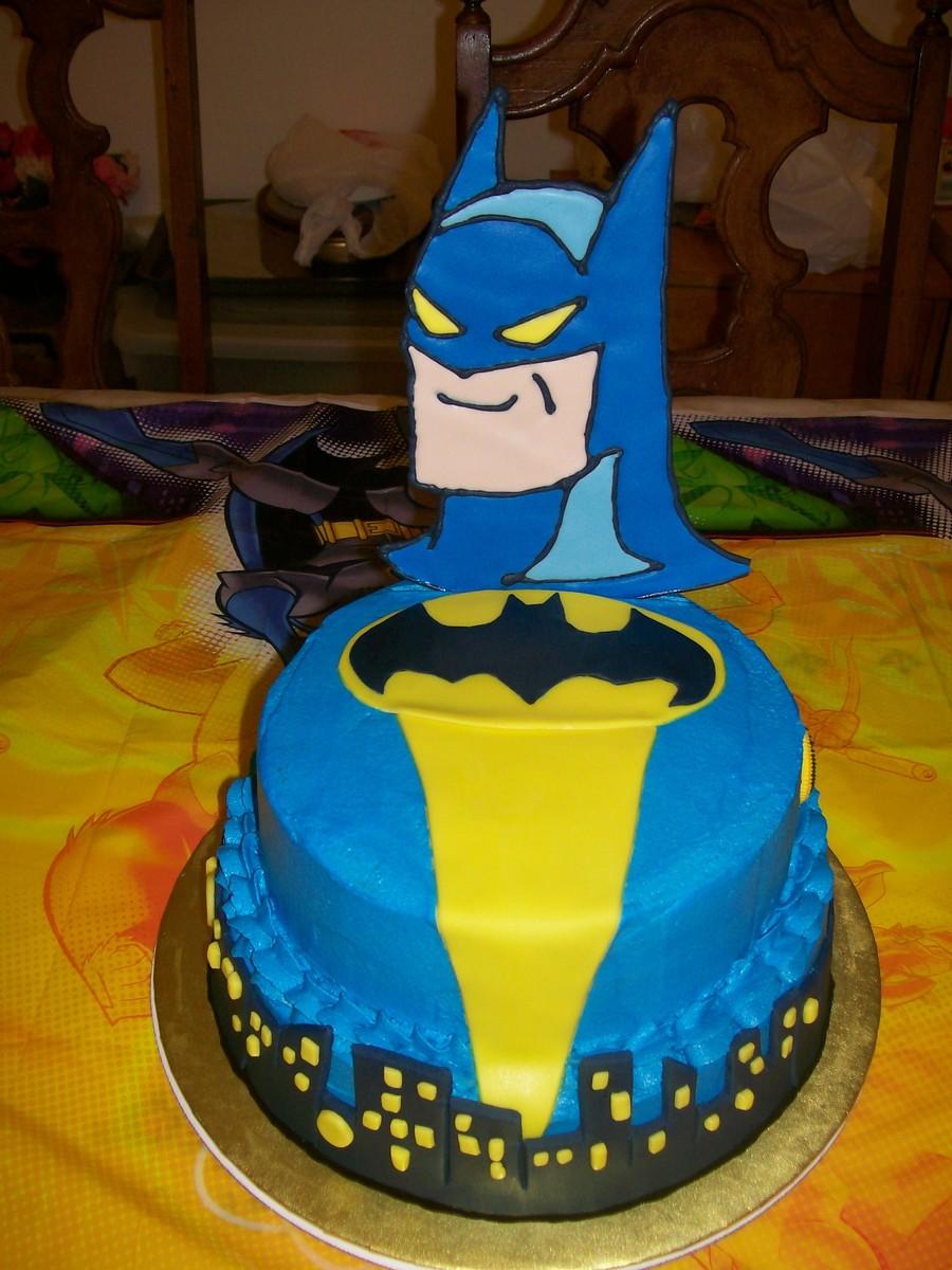 Batman CakeCentralcom