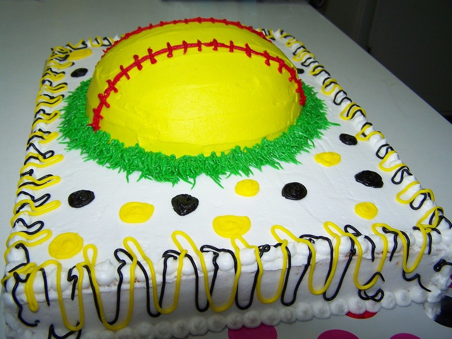 Cool Sports Birthday Cake Cakecentral Com Personalised Birthday Cards Paralily Jamesorg