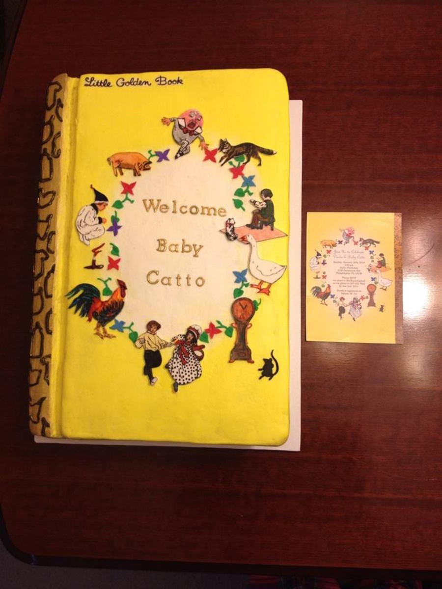 Little Golden Book Hiram's Red Shirt 204-43 Mabel Watts vtg 1981 Pictorial HC