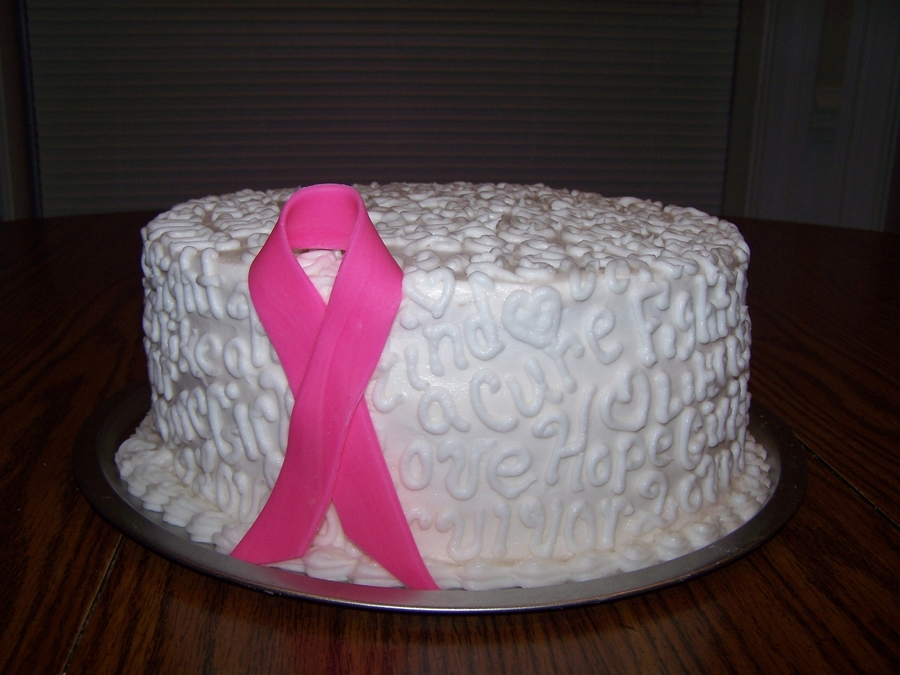 Cancer Survivor Cake on Cake Central