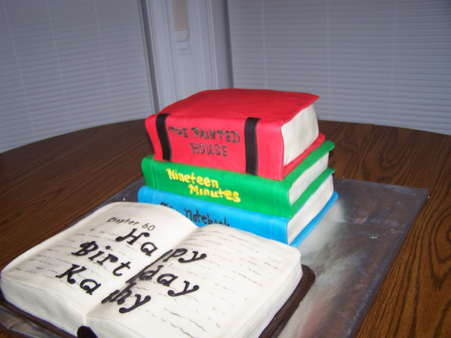 Librarian Birthday on Cake Central