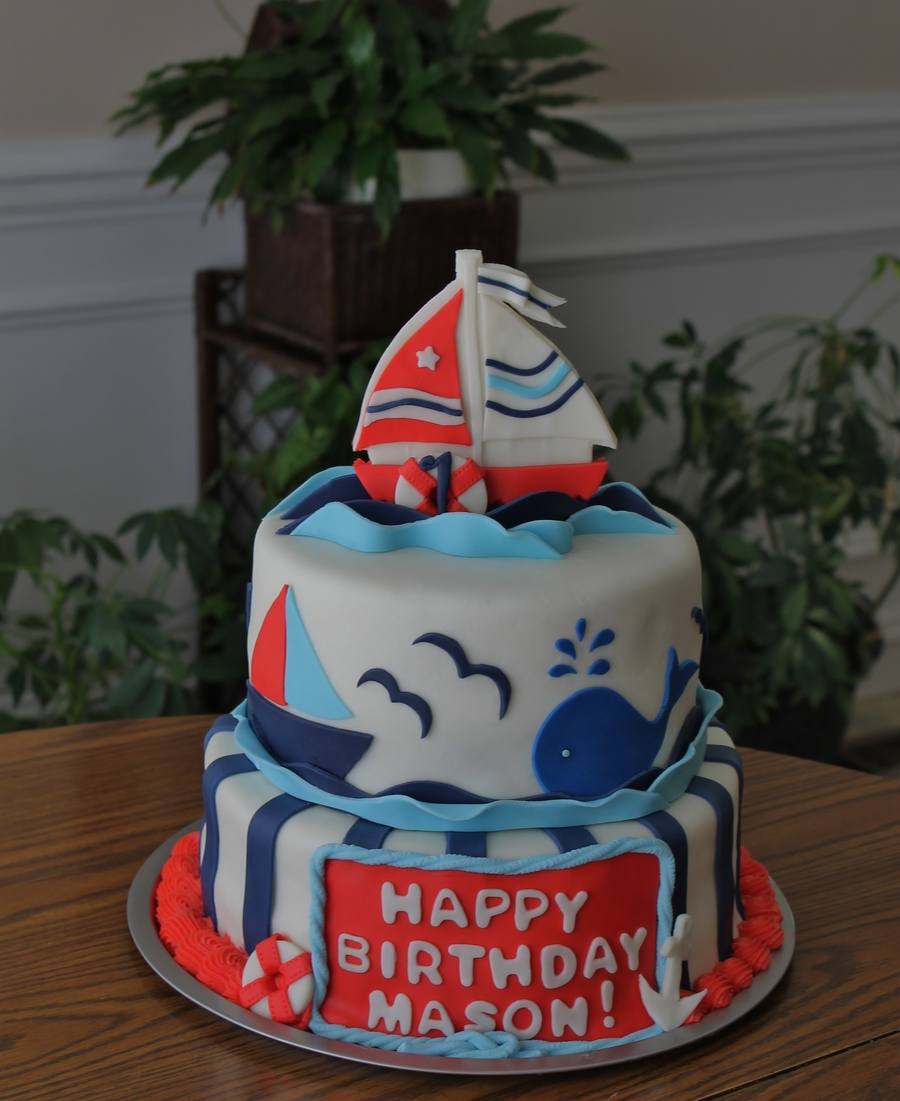 Sailor Birthday on Cake Central