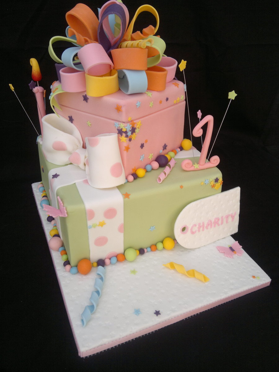 Enjoyable 1St Birthday Cake Cakecentral Com Funny Birthday Cards Online Aboleapandamsfinfo