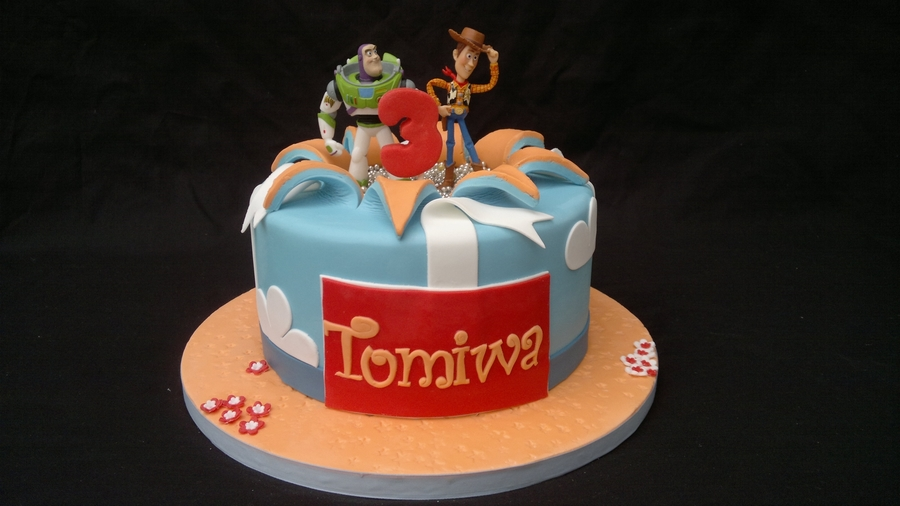 Toy Story on Cake Central