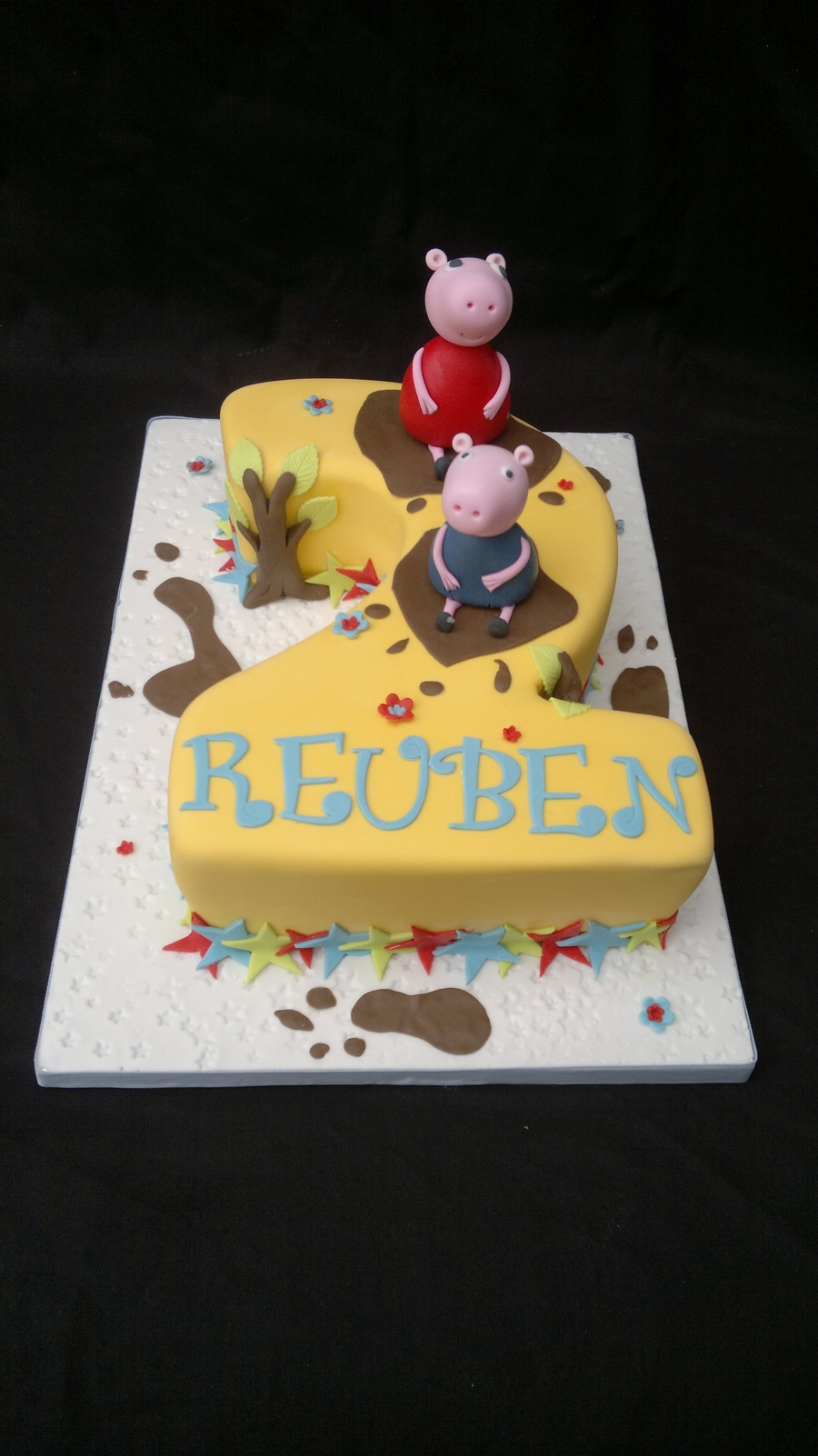 Peppa Pig on Cake Central