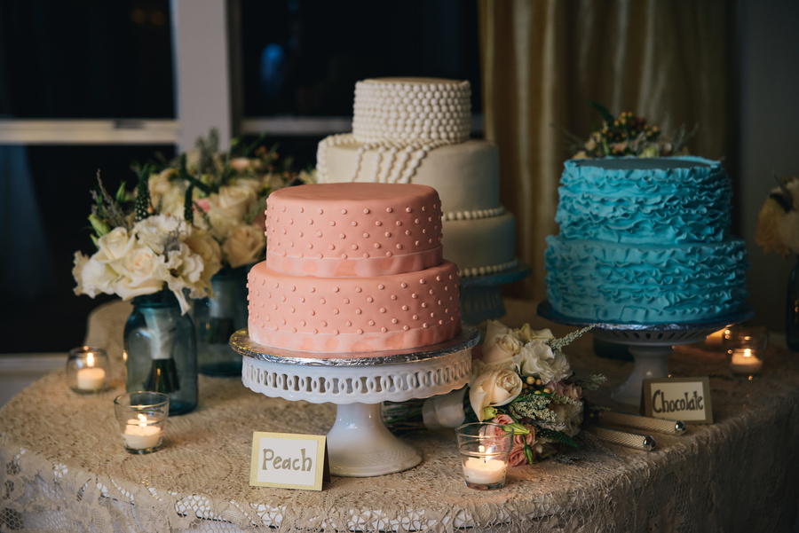 Shabby Chic Wedding Cakes on Cake Central