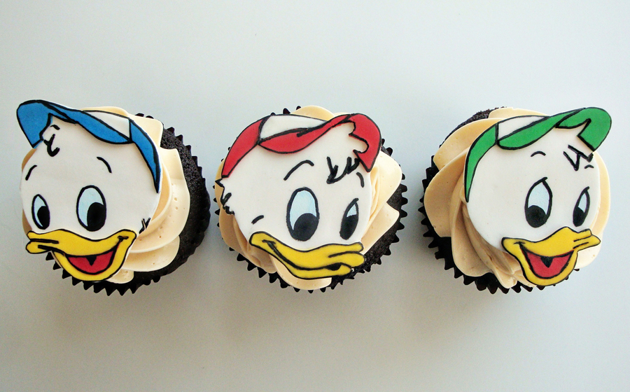 Duck Tales Birthday Cakes