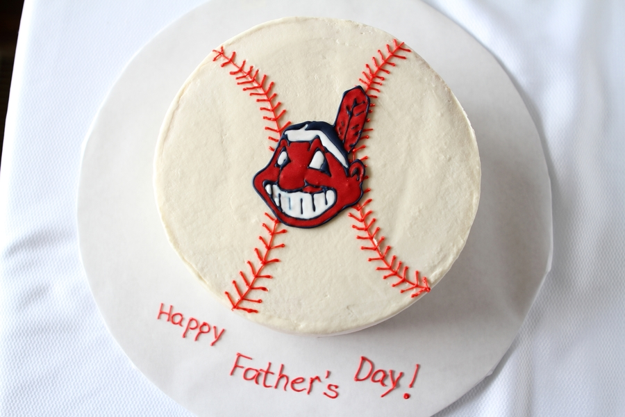 Cleveland Indians Mlb on Cake Central