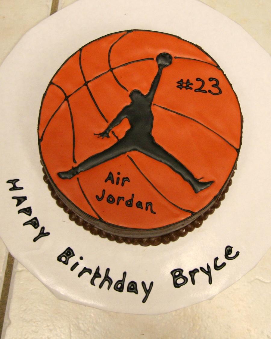Michael Jordan Cake CakeCentralcom