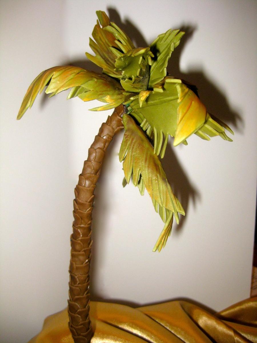 Palm Tree Cakecentral Com