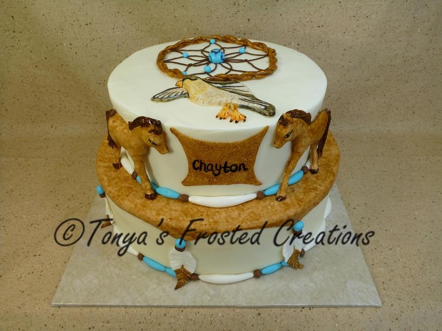 Native American Cake Cakecentral Com