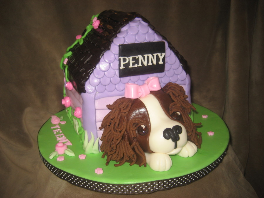 Cavalier King Charles Spaniel - CakeCentral.com