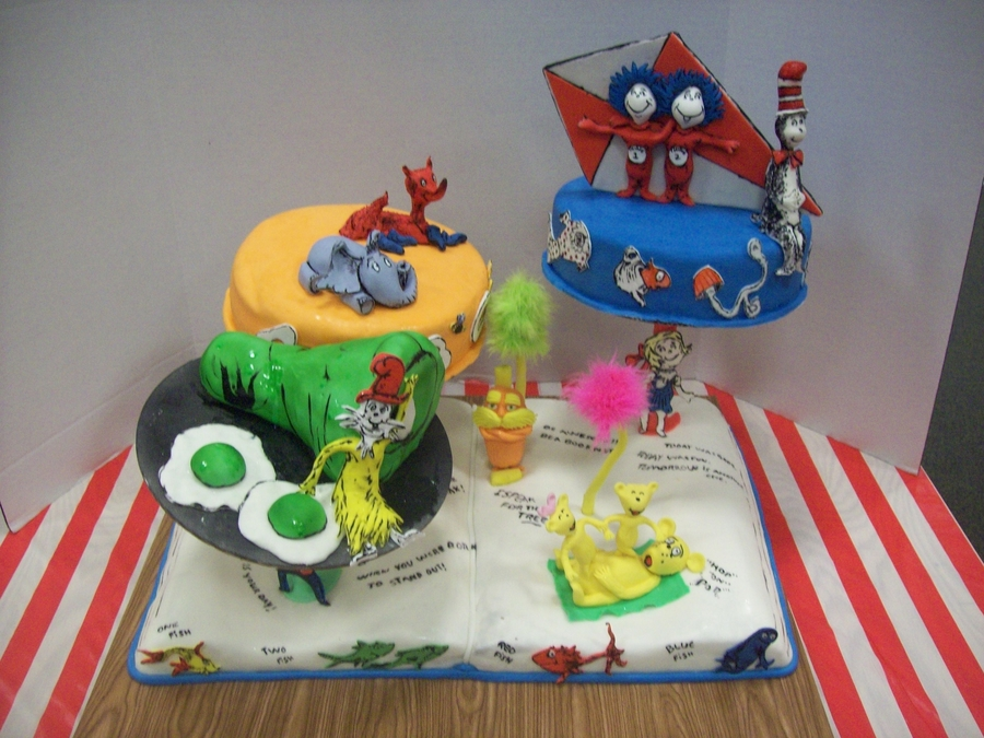 Dr.suess on Cake Central
