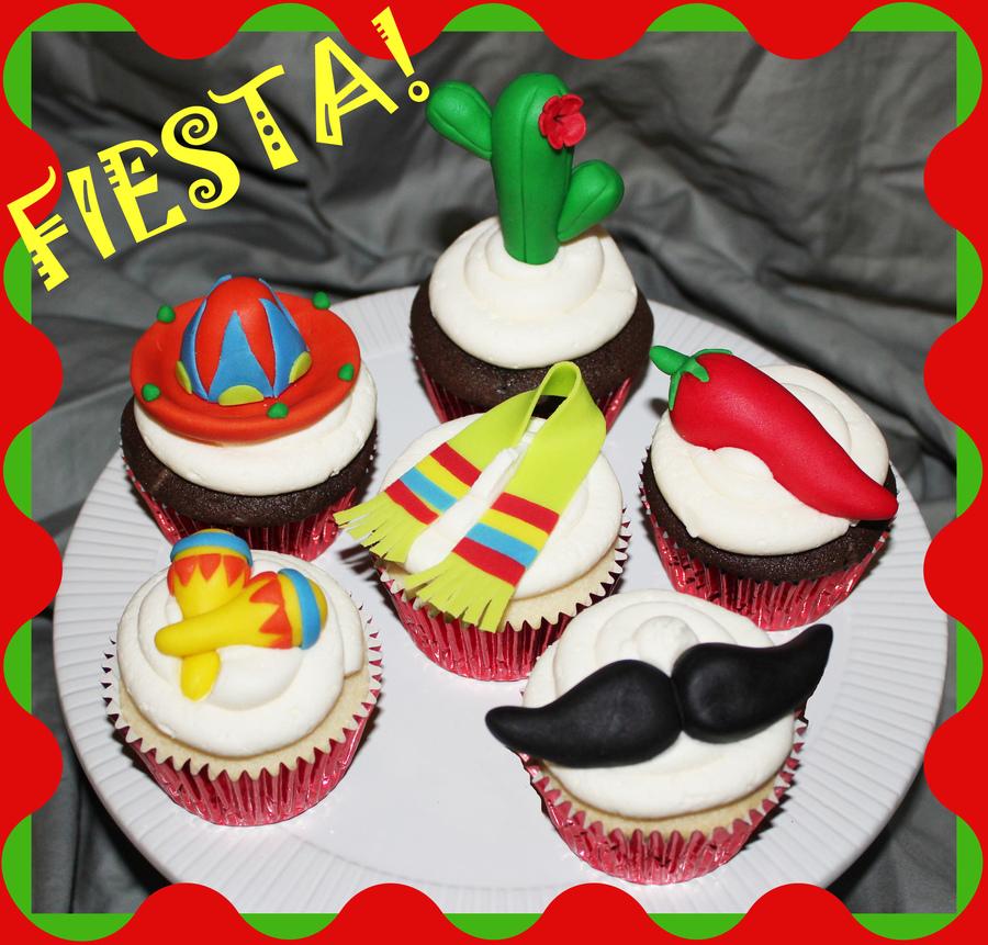 Revolucion Mexicana Cake