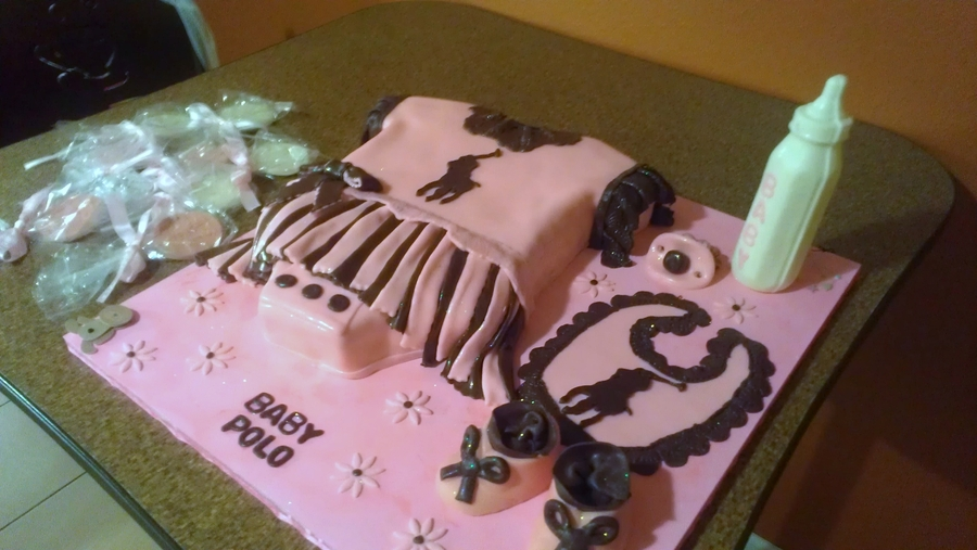 Polo Baby Shower On Cake Central