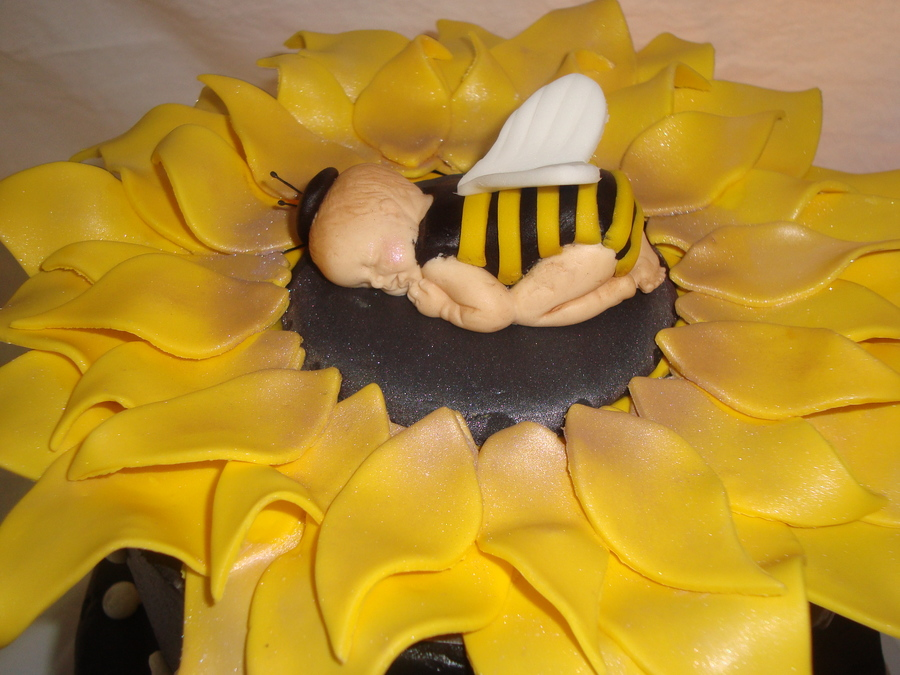 Black White · Baby Shower · Black · Baby · Sunflower ...