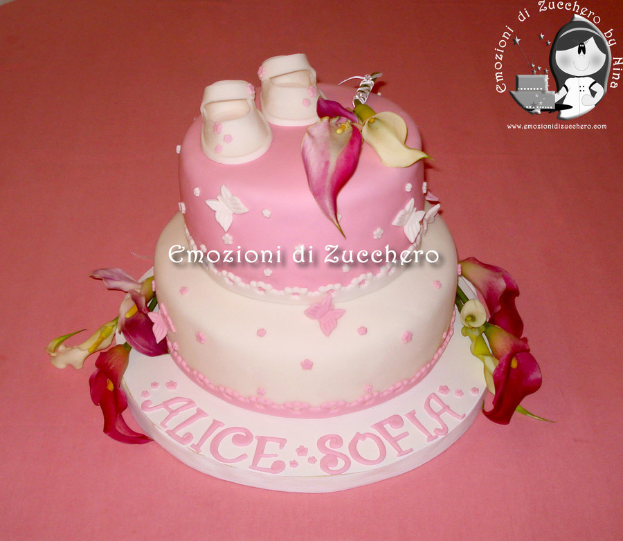 Baby Shower Girl on Cake Central