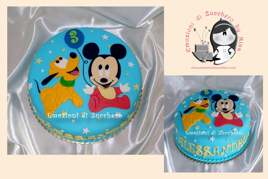 Baby Disney  on Cake Central