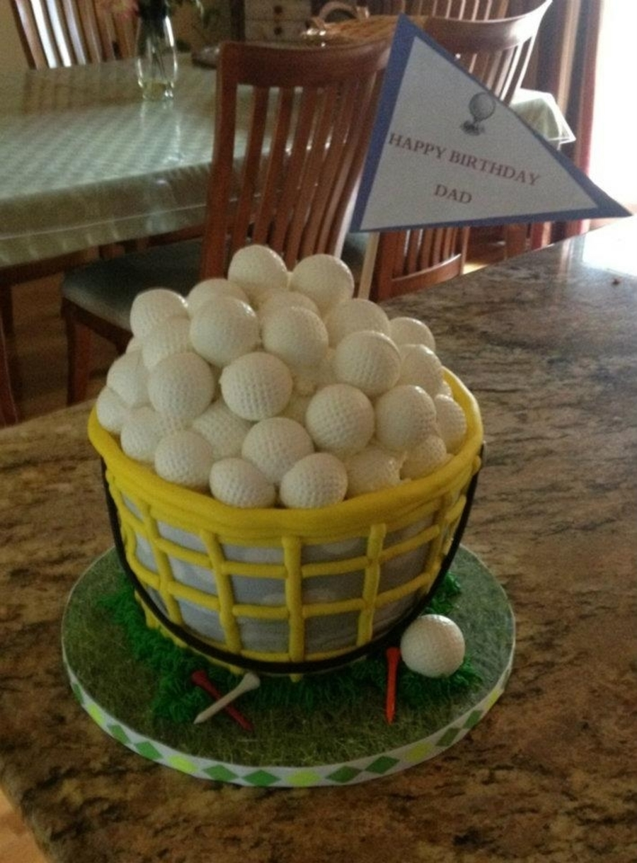 Bucket Of Balls on Cake Central