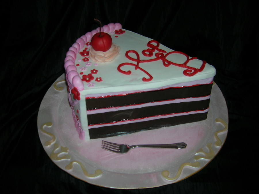 One Big Piece Of Cake - CakeCentral.com