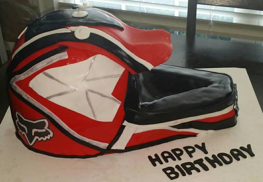 Fox Racing Cake Decorations