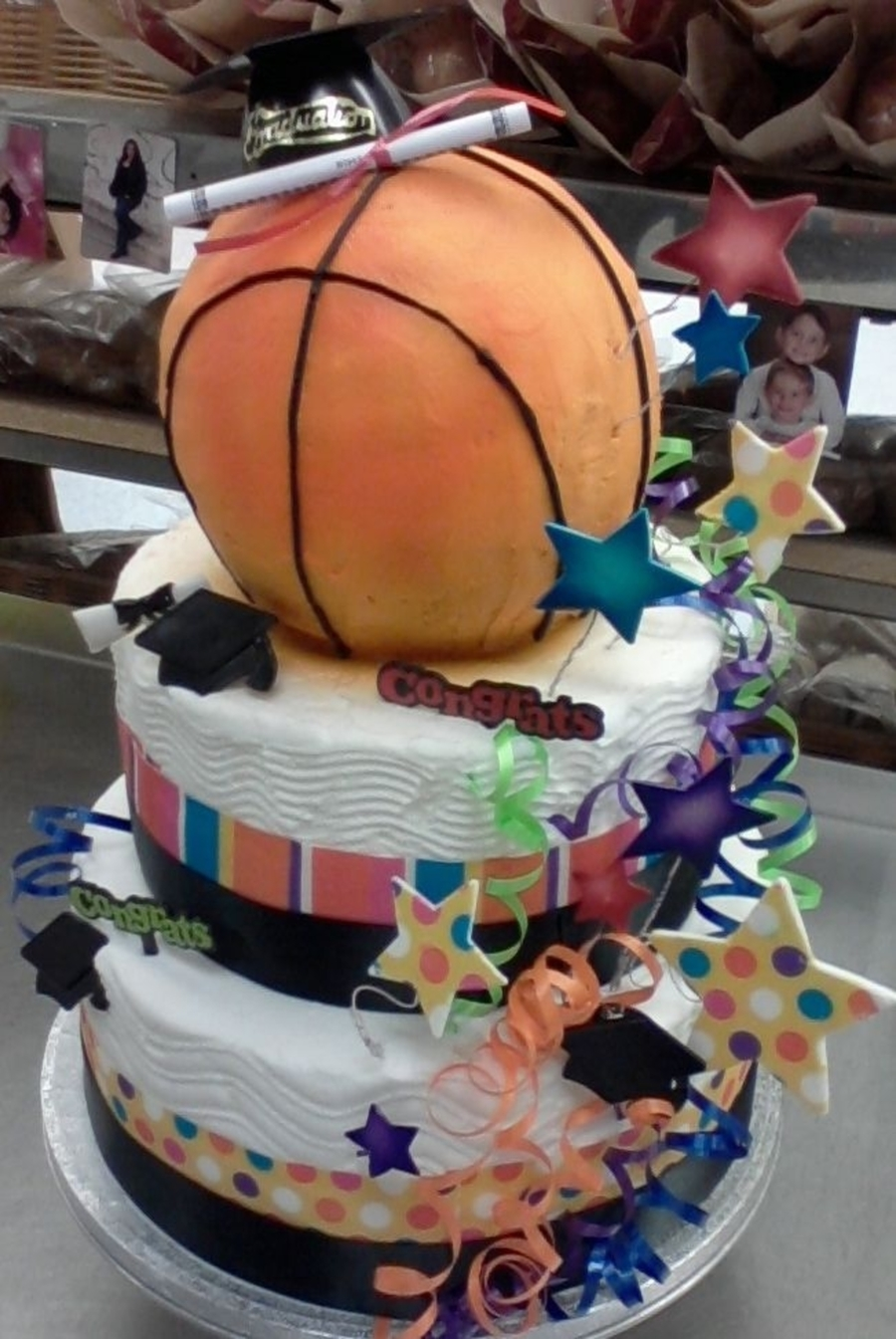 School Spirit on Cake Central