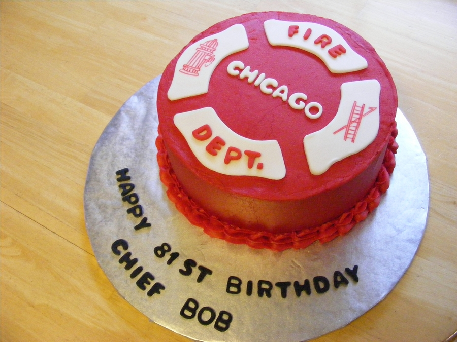Cfd Birthday Cake on Cake Central