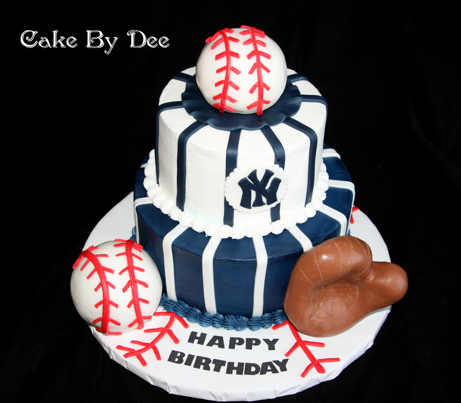 Yankee's Birthday Cake