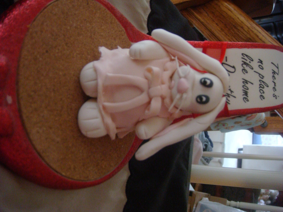 Mom's Bunny on Cake Central