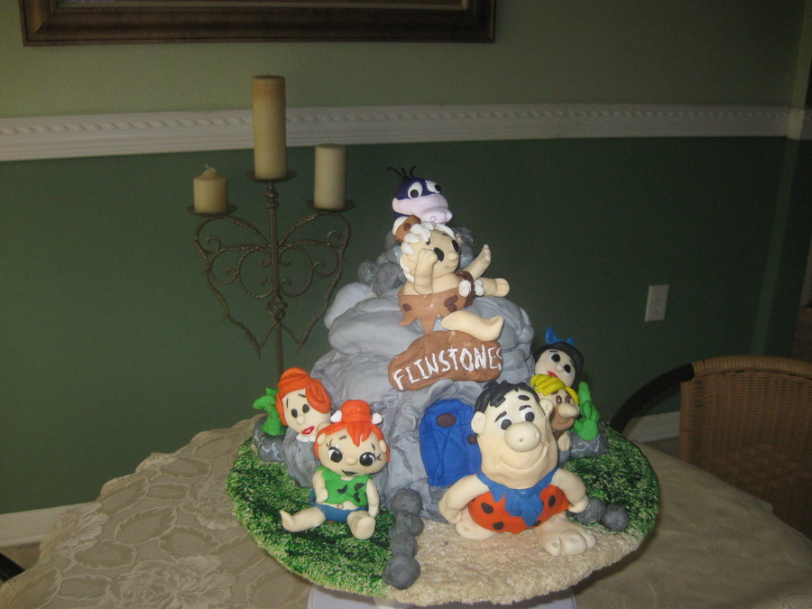 The Flintstones on Cake Central