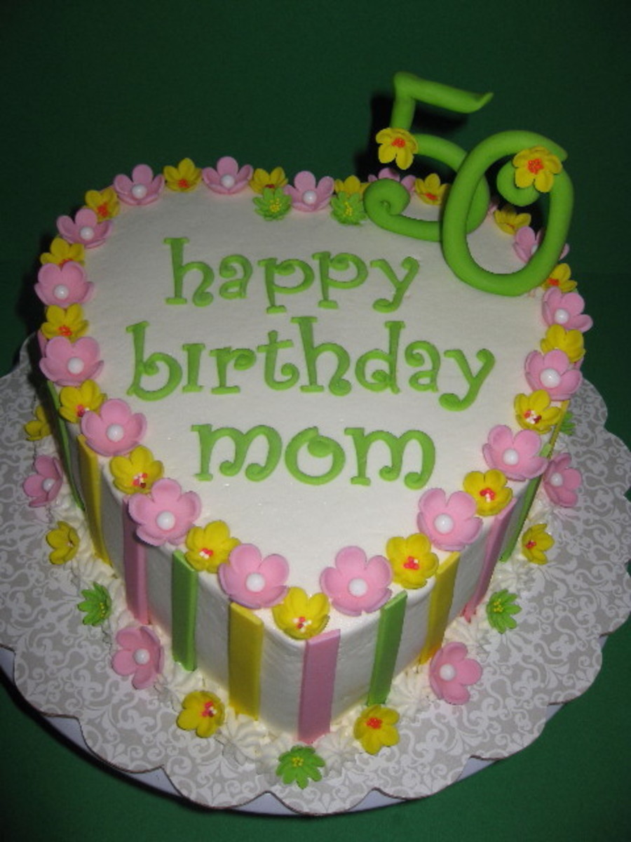 happy birthday mom cakecentral com
