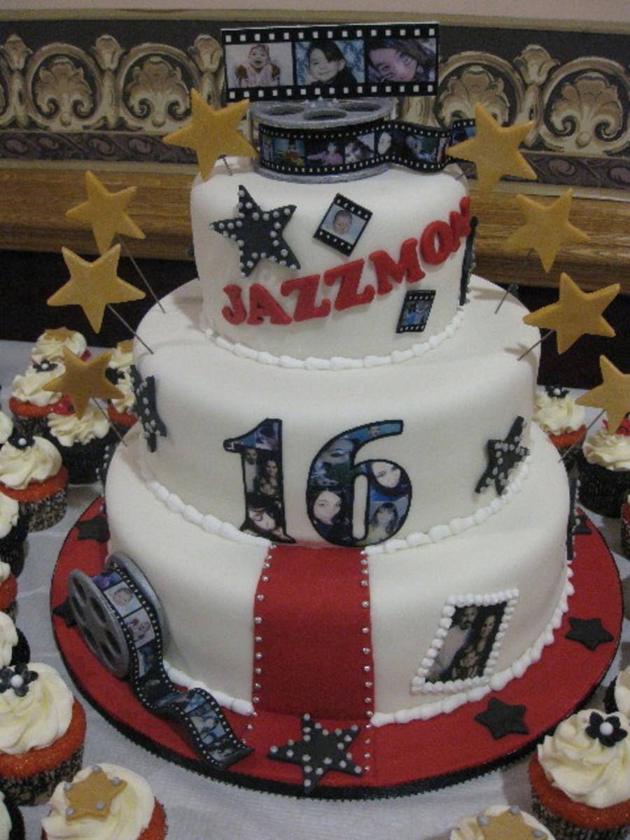 Juicy Couture Birthday Cakes
