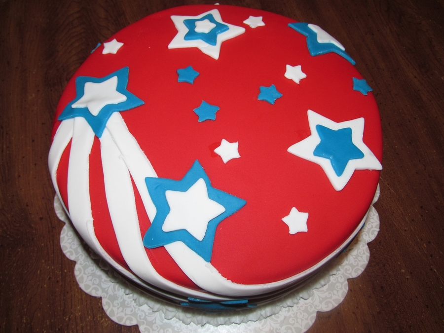 July 4Th Birthday  on Cake Central
