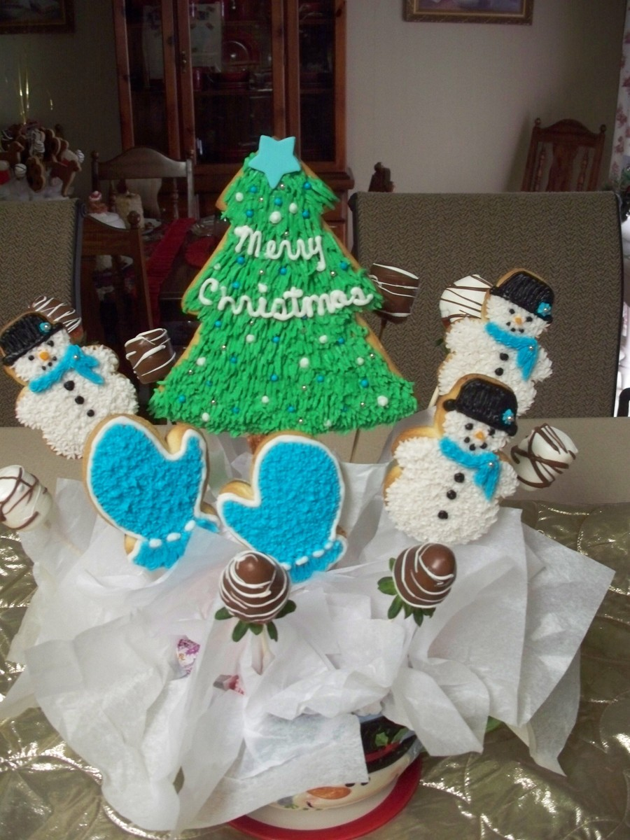 Merry Christmas Cookies on Cake Central