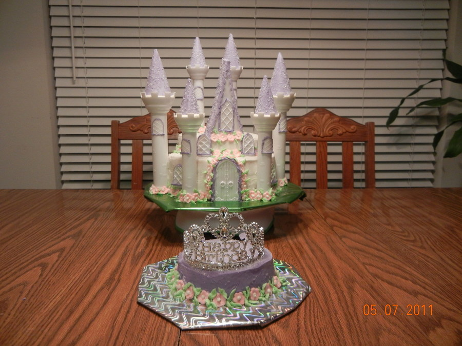 A Castle For A Princess on Cake Central