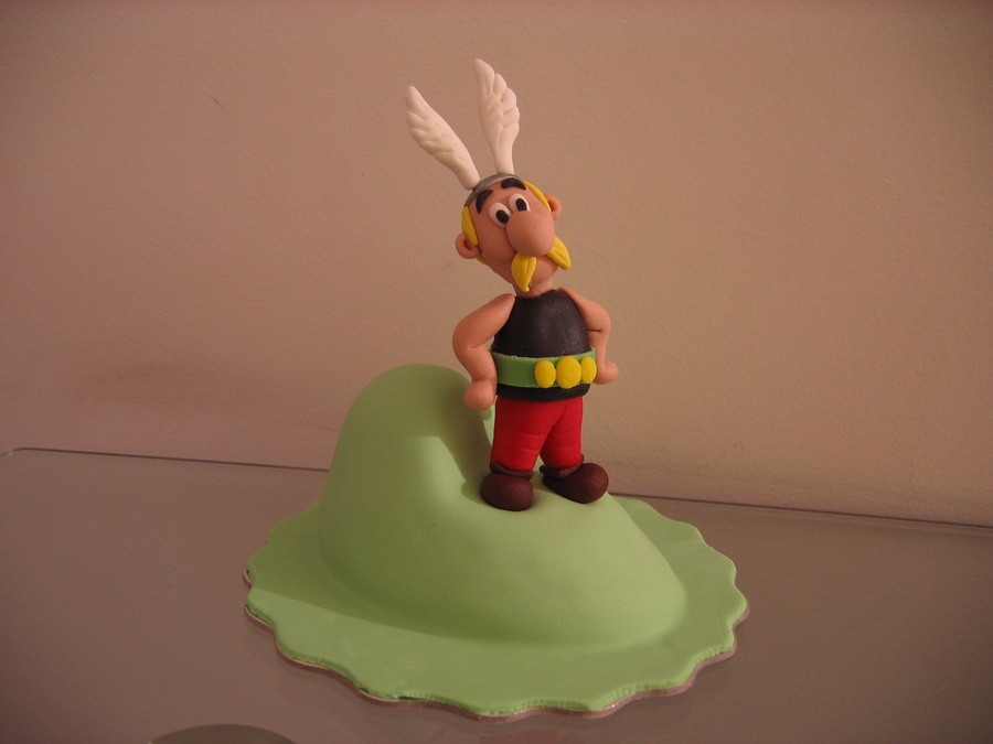 Asterix on Cake Central