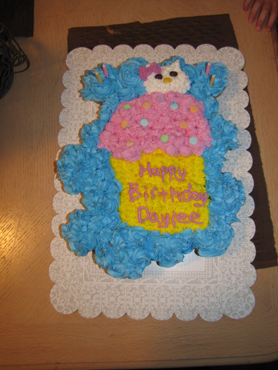 Hello Kitty Pull A Part Cupcake on Cake Central